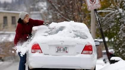 В США из-за аномального похолодания умерли 4 человека: детали
