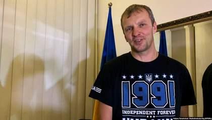 """Игорь """"Тополя"""" Мазур вернулся в Украину, – Геращенко"""