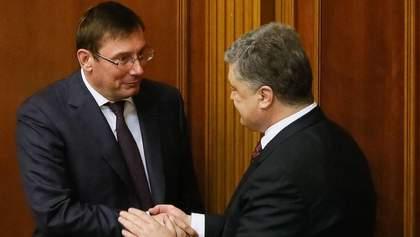 Луценко предоставлял информацию адвокату Трампа с согласия Порошенка, – Джордж Кент
