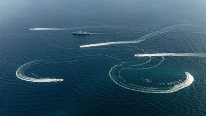 Росія відкрила морський фронт агресії проти України, – командувач ВМС Воронченко