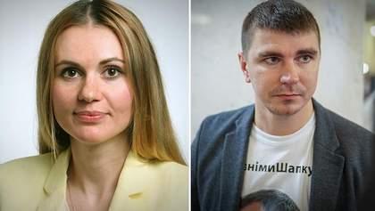 """Підуть до позафракційних, ОПЗЖ або інших партій, – """"слуга народу"""" про Полякова і Скороход"""