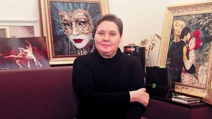 В Украине умерла знаменитая балетмейстер Анико Рехвиашвили