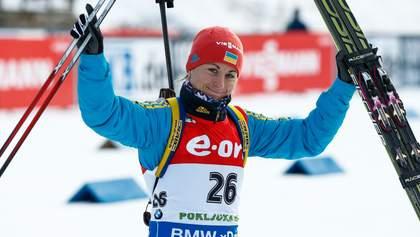 Биатлон: две украинки финишировали в топ-10 на предсезонных соревнованиях в Шушене