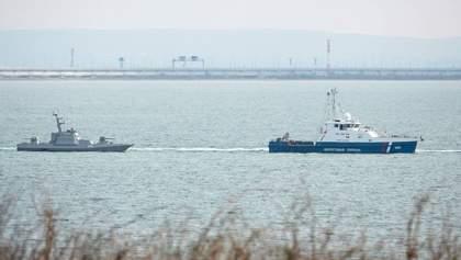 Возвращение захваченных Кремлем кораблей: Полозов указал на интересную деталь