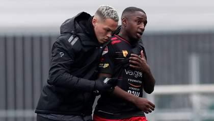 Новый расистский скандал: игрок в Нидерландах подвергся оскорблениям, а затем забил гол – видео