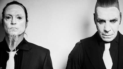 Фронтмены групп Rammstein и PAIN выступят в Украине: детали громкого концерта