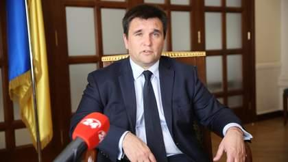 Клімкін сказав, що необхідно оновити в українській армії