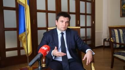 Повернення Донбасу триватиме роками, – Клімкін