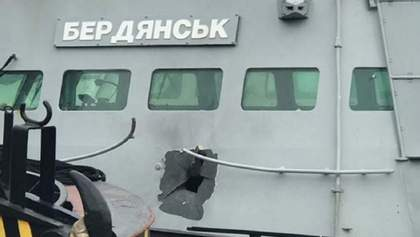 Росія не зможе приховати пошкодження українських кораблів,  –  експерт