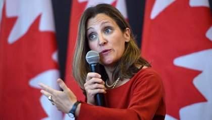 Политик с украинскими корнями стала заместительницей премьер-министра Канады