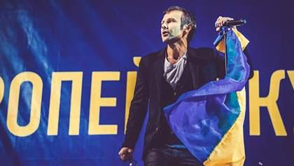 Святослав Вакарчук розповів, як випадково зародилась ідея зіграти концерт на Майдані 2013-го