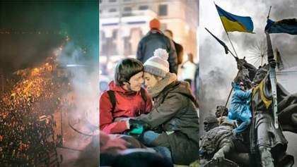 День Гідності та Свободи: хто з українських відомих людей віддав шану подіям на Майдані