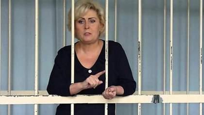 Справа Нелі Штепи: прокуратура просить взяти її під домашній арешт