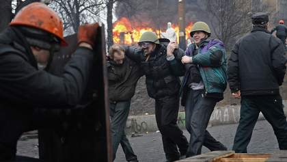 Сколько человек признали виновными в делах Евромайдана