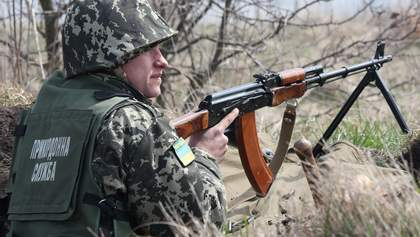 Українські прикордонники обстріляли контрабандистів на кордоні з Молдовою: є поранені