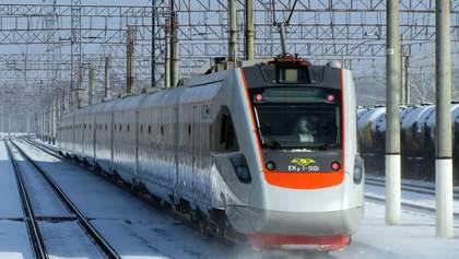 На новогодние и рождественские праздники Укрзализныця назначила дополнительные поезда