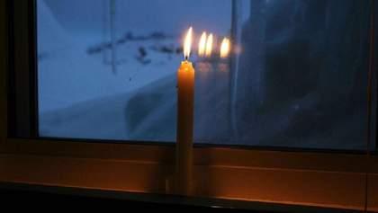 Українські науковці на антарктичній станції вшанували пам'ять жертв Голодомору