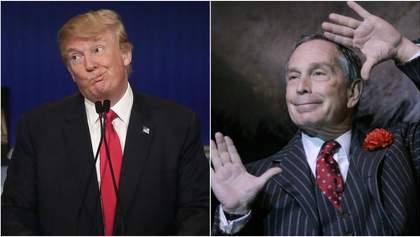 США ожидает политическая битва миллиардеров: Блумберг все же выступил против Трампа