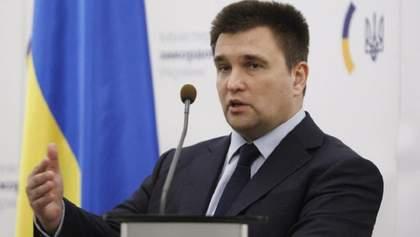 Не лише Крим: Клімкін заявив про наміри Росії щодо розширення анексії