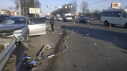 ДТП с Кулебой: на этом же перекрестке за год произошло более 50 аварий