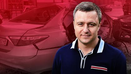 Микола Кулеба потрапив у ДТП: все, що відомо нього та його родину