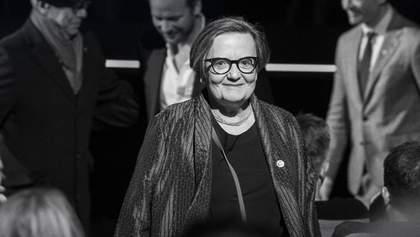 Зеленский наградил орденом режиссера ленты о Голодоморе