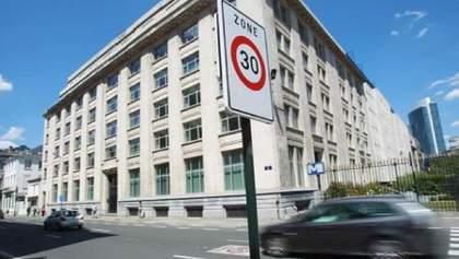 В Брюсселе ограничат скорость движения до 30 километров в час