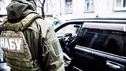 НАБУ задержало заместителя председателя Киевской таможни: детали