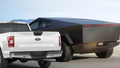 Бути війні: Ford і Tesla влаштують змагання пікапів