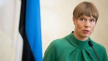 Война на Востоке Украины: Эстония обозначила свое видение