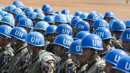 У ДР Конго на знак протесту підпалили будівлю місії ООН: відео