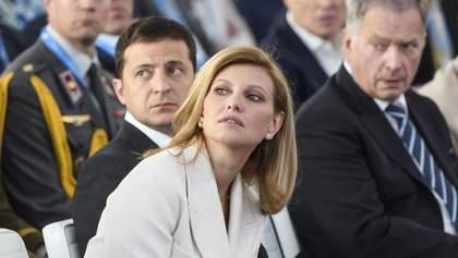 Олена Зеленська завітала до української школи в Естонії: фото