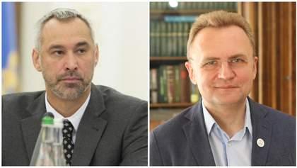 """Рябошапка хочет проверить дело Садового, чтобы """"сделать свои выводы"""""""