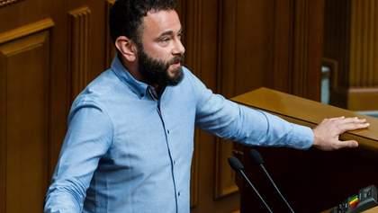 НБУ подал в суд на Дубинского