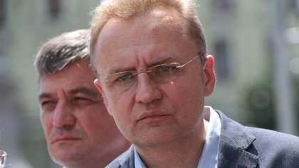 Садовый прокомментировал залог в более 1 миллиона гривен