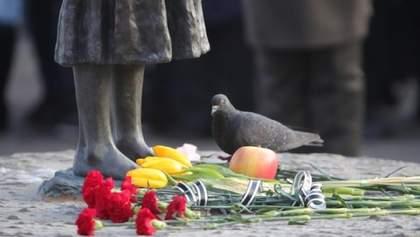 Российские власти разрешили почтить в Москве жертв Голодомора