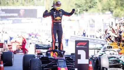Эпизод с участием Ферстаппена признан лучшим в Формуле-1 в 2019 году – видео