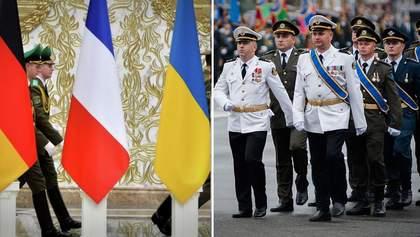 Головні новини 29 листопада: теми від РФ на нормандську зустріч та реформа звань в армії
