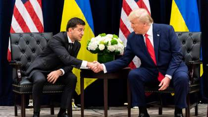 Трамп поблагодарил Зеленского и заявил, что скандал с Украиной завершен