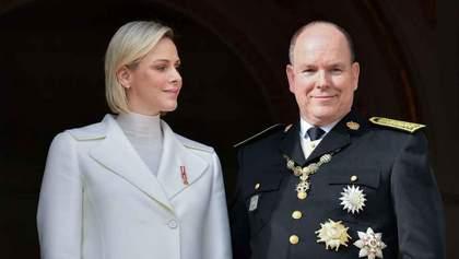 Королівська сім'я Монако показала офіційне різдвяне фото