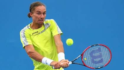 Звездный украинский теннисист впервые за полтора года сыграет на турнире Grand Slam