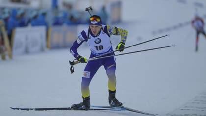Тренер збірної України оголосив склад на індивідуальну гонку