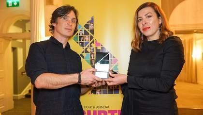 Генеральная продюсер ОМКФ Юлия Синькевич получила награду на международном фестивале