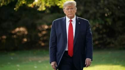 У США опублікували доповідь щодо імпічменту Трампа