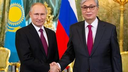 Казахстан не вважає Крим анексованим Росією, – заява президента Токаєва