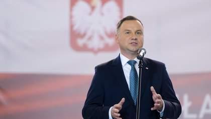 Президент Польши Дуда не считает Россию врагом НАТО