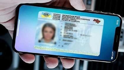 Скільки коштуватиме відновлення водійських посвідчень онлайн
