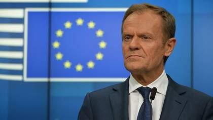 Защита Украины и российская агрессия: Туск о проблеме для Европы