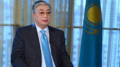 Казахстан наполягає, щоб провести зустріч Зеленського і Путіна