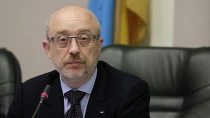 Резніков підтвердив, що очолив боротьбу за збереження Кличка на посаді голови КМДА